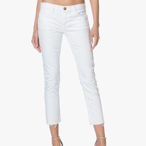 Current/Elliott white jeans